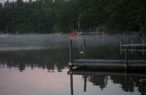 Lake Wentworth New Hampshire 5AM